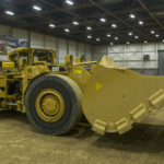 Caterpillar develops battery electric LHD