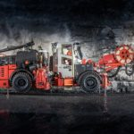 Sandvik unveils new DS422i cable bolter