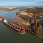 Fortescue christens new iron ore carrier