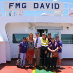 Fortescue's latest ore carrier arrives in Port Hedland