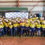 Diverse cohort of apprentices graduates at Fortescue