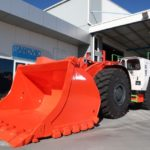 Sandvik gives mining equipment a second productive lifetime