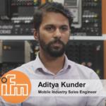 Meet the ifm experts — Aditya Kunder