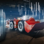 The future of automation: Watch Sandvik's self-driving mining loader navigate a glass labyrinth
