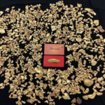 Artemis has now recovered 7kg of gold nuggets from its projects