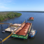 Metro Mining ships a million tonnes of bauxite to China
